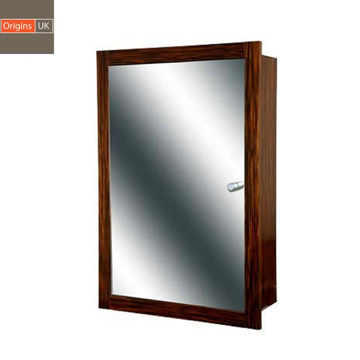 Bathroom Cabinet With Mirror Origins Single Door Recessed Mirror Cabinet Uk Bathrooms