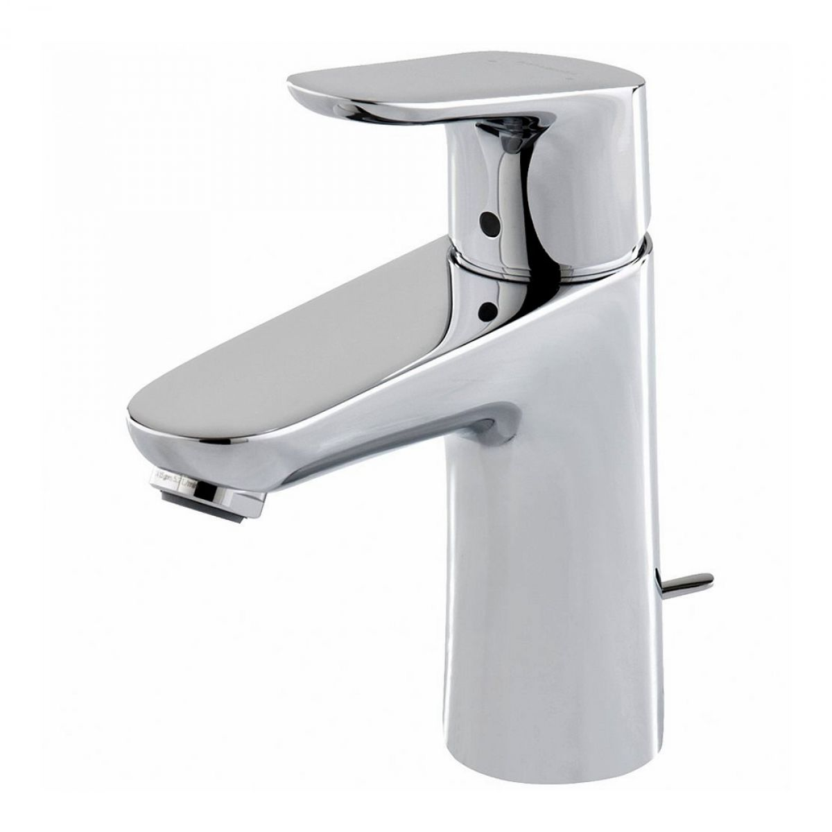 Hans Grohe Hansgrohe Focus 100 Basin Mixer Tap Uk Bathrooms