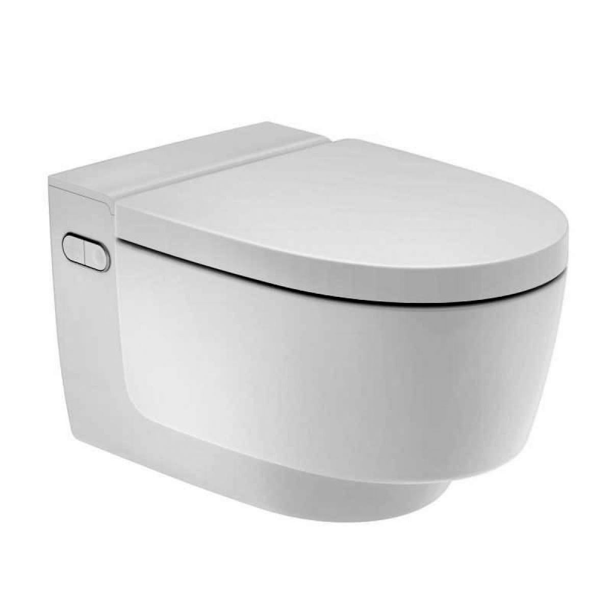 Geberit 4000 Geberit Aquaclean Mera Comfort Shower Toilet : Uk Bathrooms