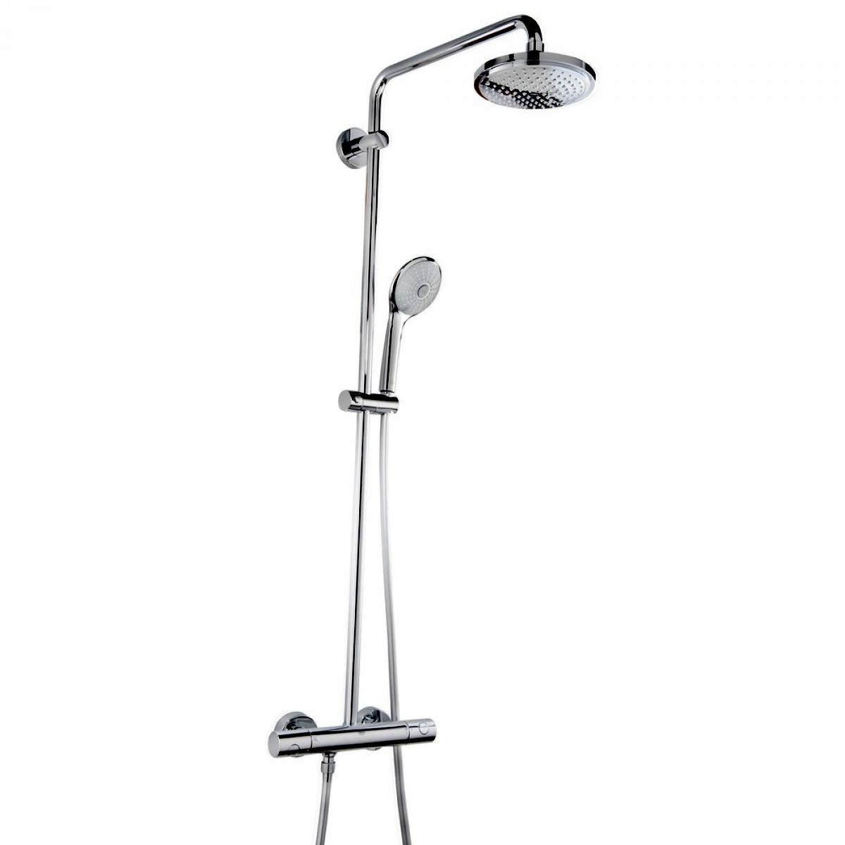 Grohe Euphoria Douchesysteem 180 Chroom Grohe Euphoria 180 Shop Grohe Euphoria System 180 Xammax Grohe
