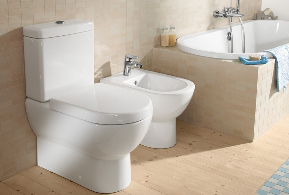 Villeroy Subway Villeroy & Boch Subway Close Coupled Toilet : Uk Bathrooms