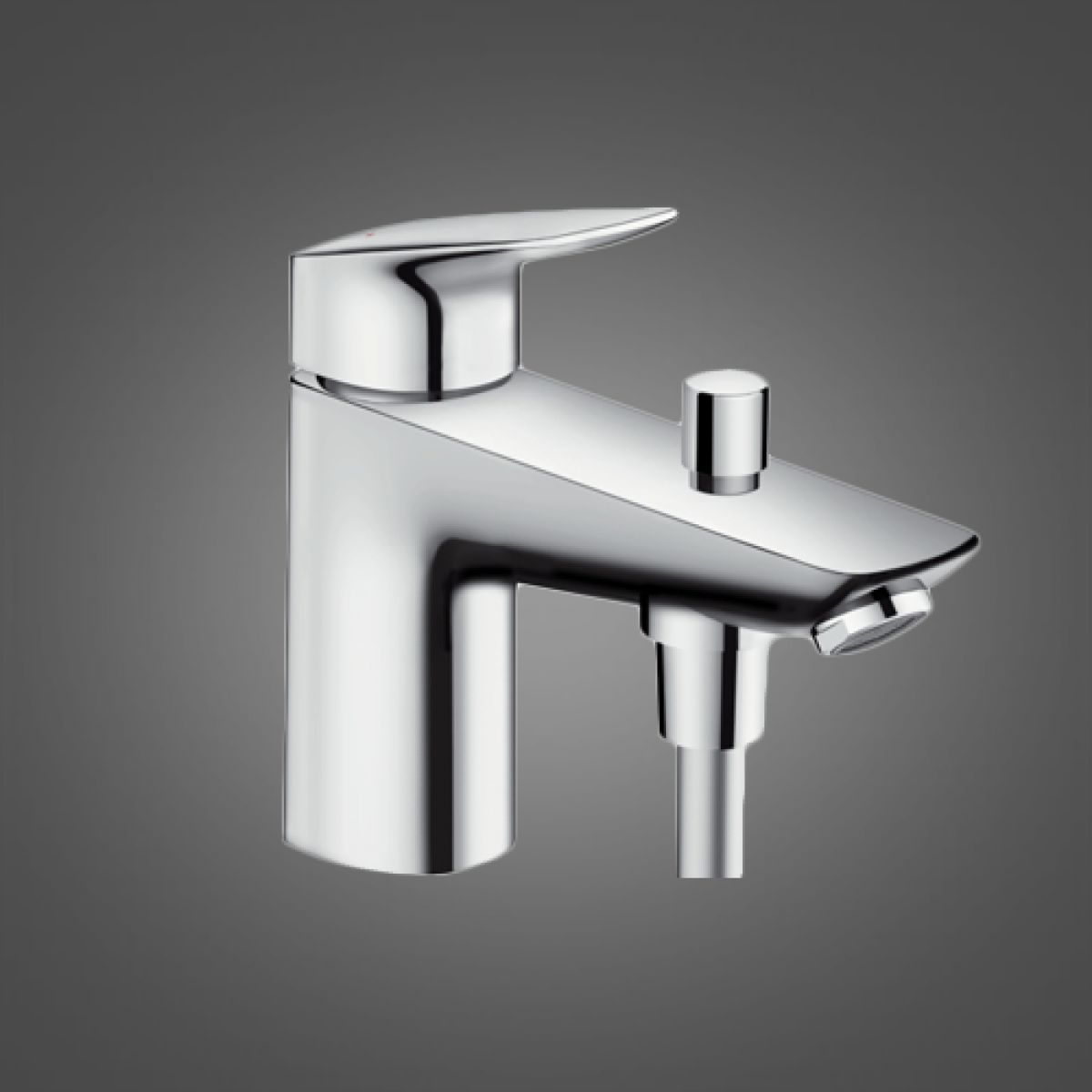 Hans Grohe Hansgrohe Logis Single Lever Bath Shower Mixer Uk Bathrooms