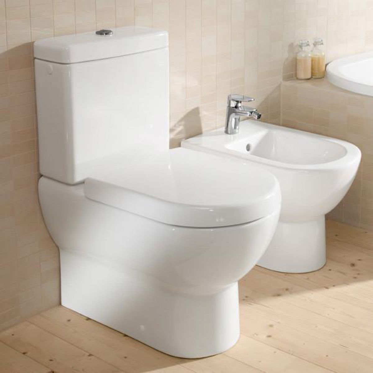 Toilette Stehend Villeroy And Boch Subway Close Coupled Toilet Uk Bathrooms