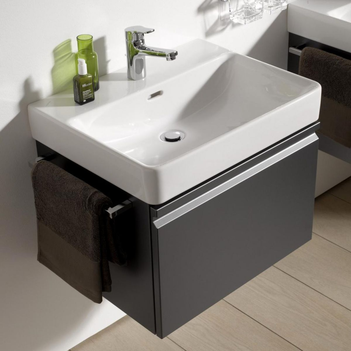 Laufen Pro S Waschtisch Laufen Pro S Single Drawer Vanity Unit And Basin Uk Bathrooms