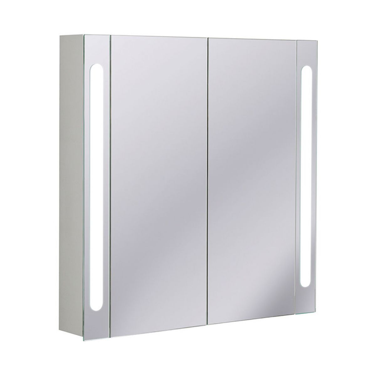 Alu Fensterbank Bauhaus Bauhaus Mirrored Aluminium Wall Hung Cabinet Uk Bathrooms