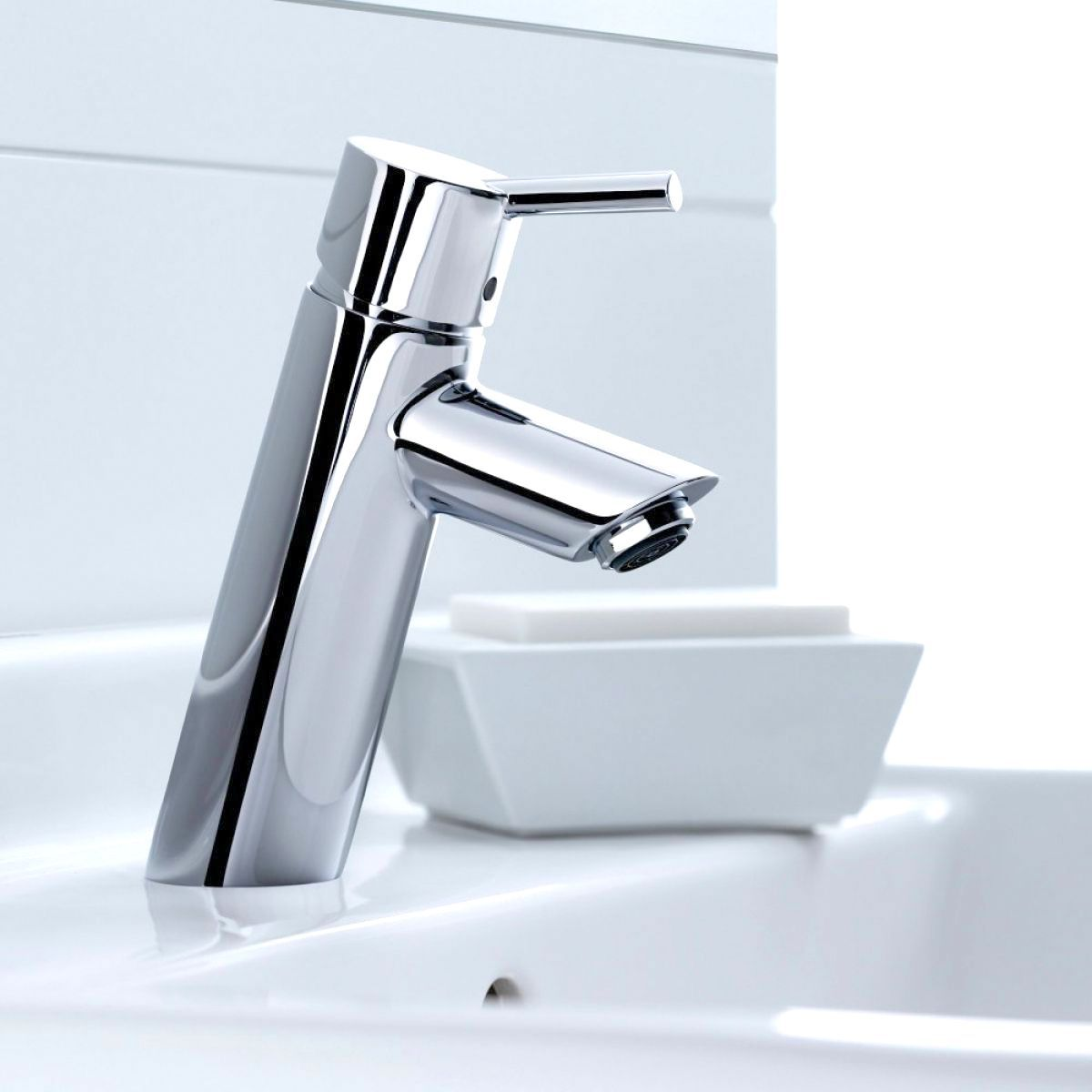 Hans Grohe Hansgrohe Talis 80 Basin Mixer Tap Uk Bathrooms