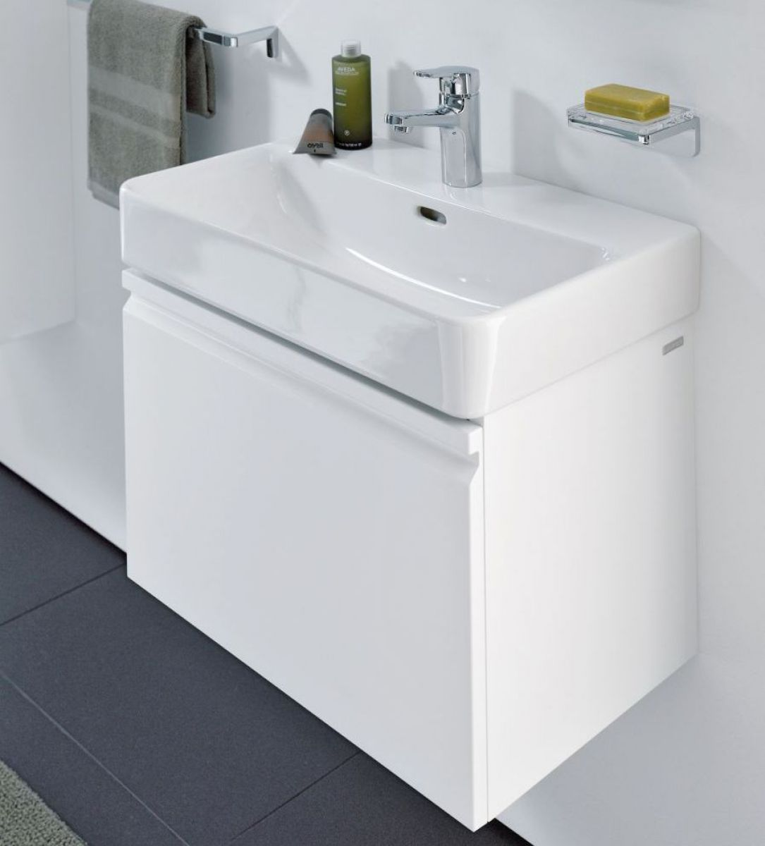 Laufen Pro S Waschtisch Laufen Pro S Single Drawer Vanity Unit And Compact Basin
