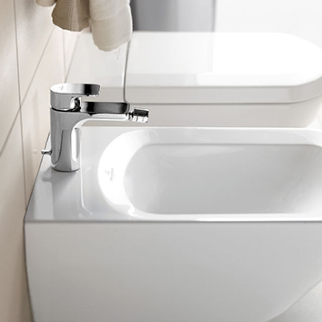 Flow Villeroy Boch Villeroy And Boch Subway Bidet Mixer Tap : Uk Bathrooms