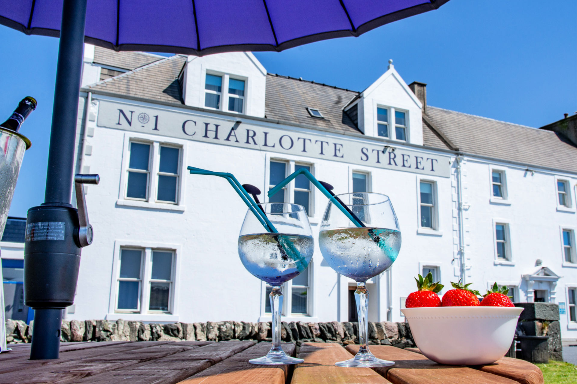Bed And Breakfast Islay No 1 Charlotte Street Isle Of Islay Uk Hotels And Breaks