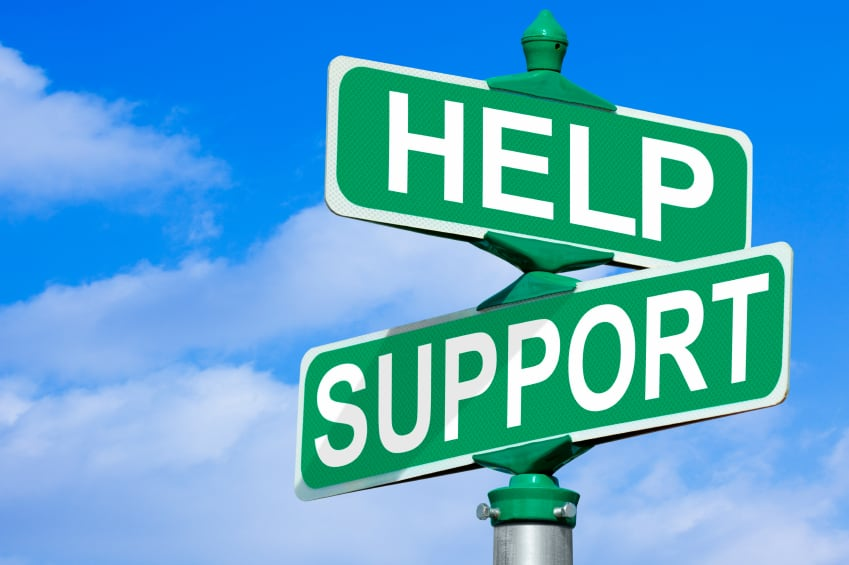 General Care Help, Information  Support - help and support
