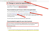 How To Cancel The Home Office Guide - UK Contact Numbers