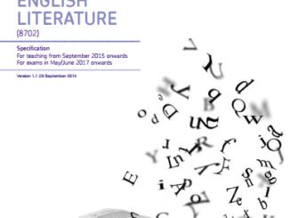 AQA English Literature