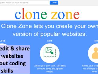 Clone Zone info