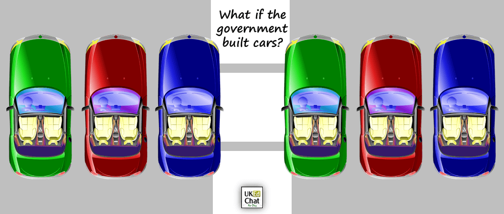 What if England's Department for Education Made Cars? by @thomascarlpion