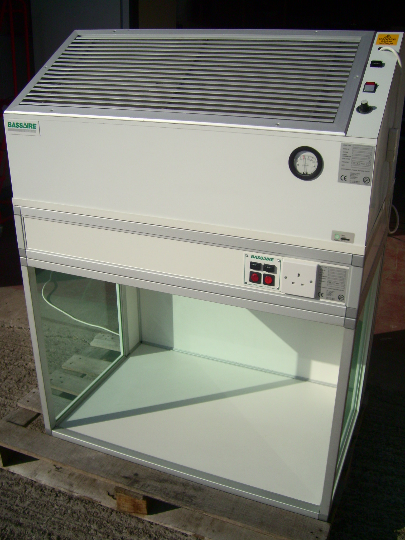 Laminar Air Flow Microbiology Used Laminar Flow Cabinets