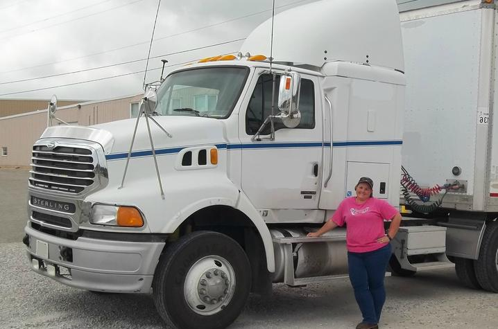 Former Truck Driver Seeks to Improve Working Conditions, Safety for