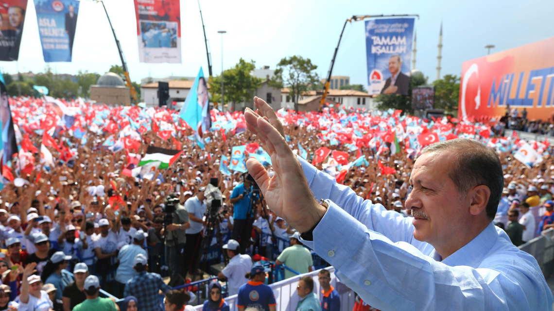 Ердоган переміг