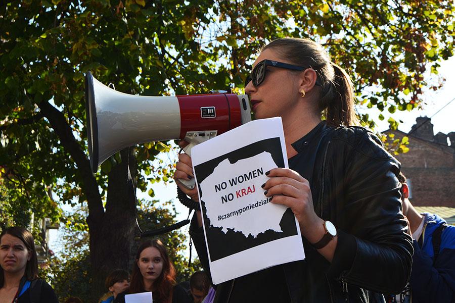 Чорний протест, Київ, 3 жовтня 2016