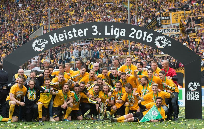 Bettwäsche Dynamo Dresden Dynamo Dresden 2016/17 Home Kit Unveiled