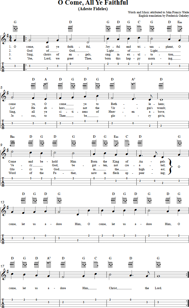 Songs With Ukulele Chords Pdf Ltt