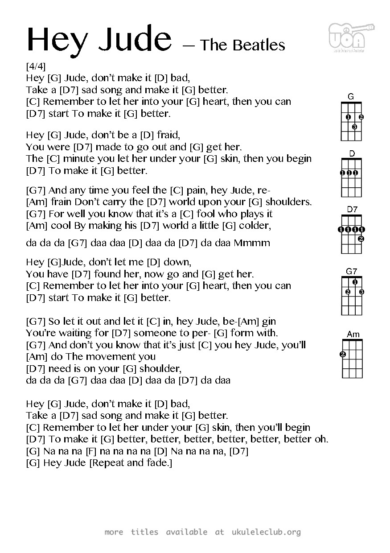 Modern Guitar Chords For Beatles Songs Crest Beginner Guitar Piano