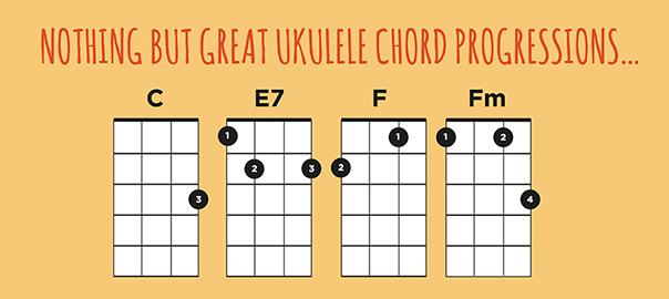 Ukulele Chord Progressions Tool : Ukulele Go