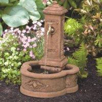 Petite Garden Fountain (Solar Powered)