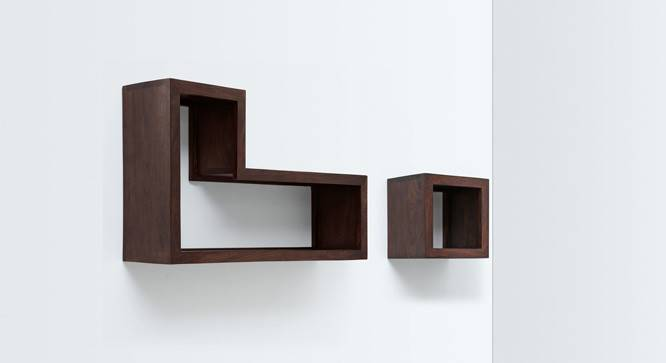 Cassidy Wall Shelves Set Of Two Urban Ladder