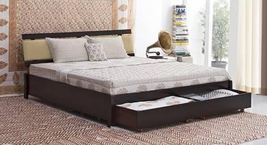 Bed Designs Buy King Queen Size Beds Online Urban Ladder