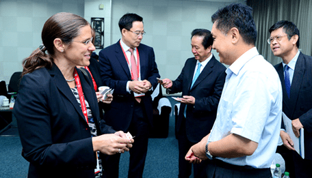 UL's Greenstein Talks up Green Manufacturing in China Appearance