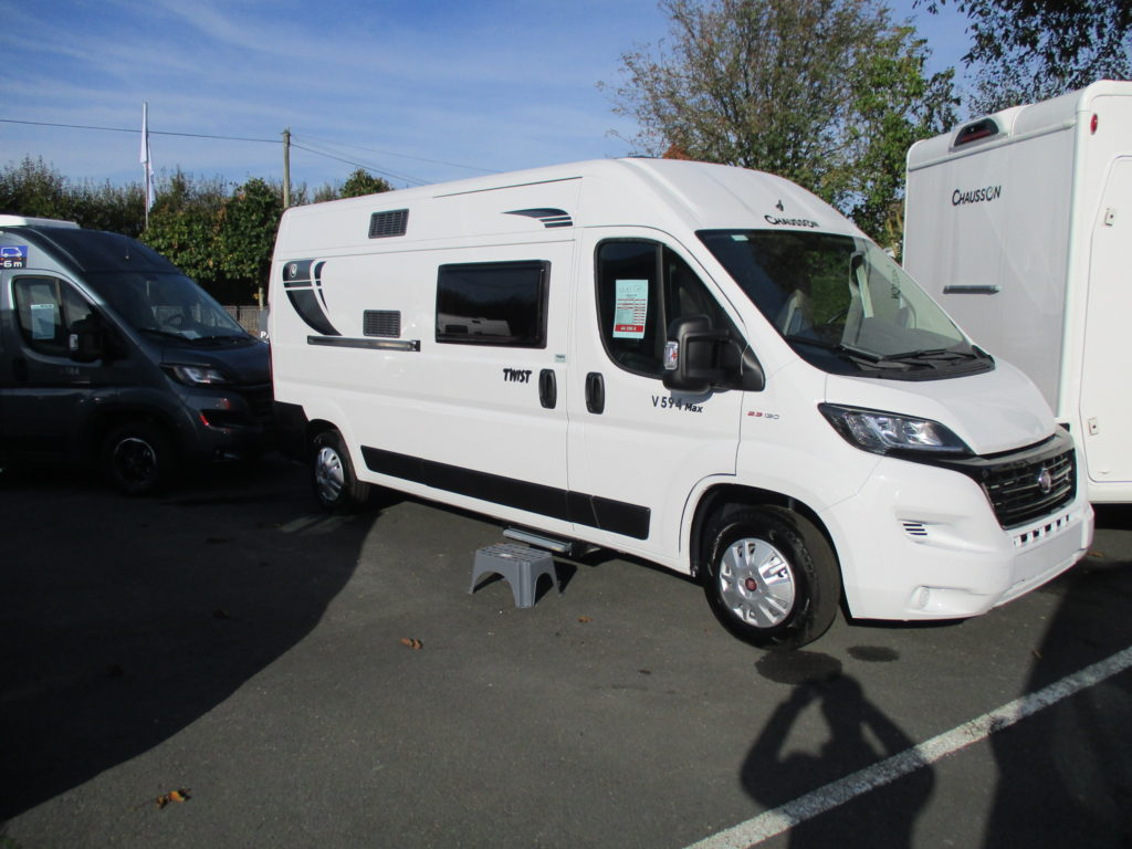 Schema Electrique Camping Car Chausson Chausson Twist V 594 Max Ulrich Camping Carsulrich