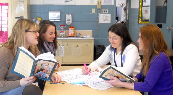 Saugerties teachers hone their skills with professional study groups