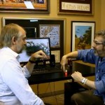 Richard Garriott and Warren Spector