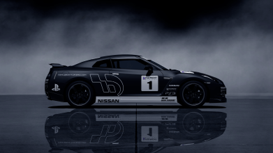 Nissan GT-R SpecV (GT Academy SPECIAL) SideRight