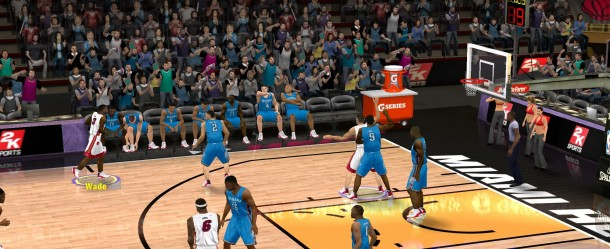 NBA 2K!3 iOS Android