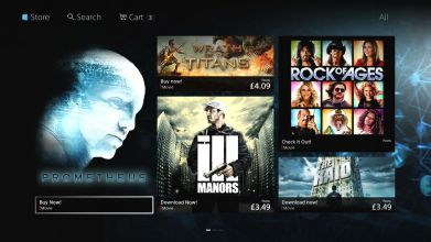 Nueva Playstation Store 2