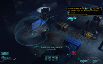 XCOM Enemy Unknown Demo ScreenShoot