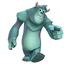 Disney Infinity_Sulley