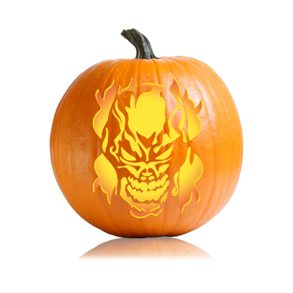 scary pumpkin carving patterns Archives - Ultimate Pumpkin stencils