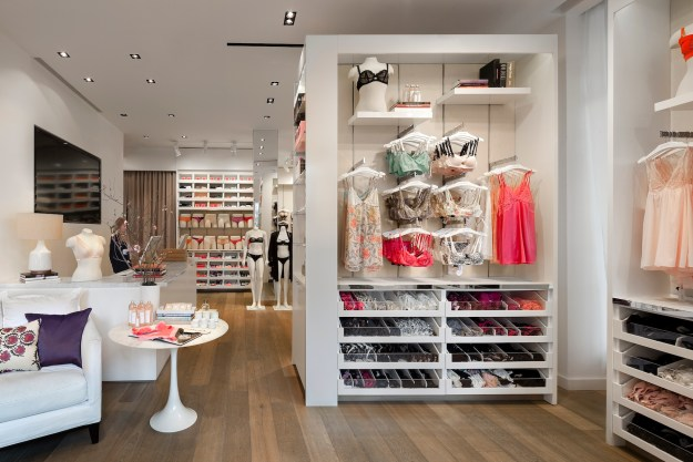 Where to Shop for a Lingerie Shower: Journelle