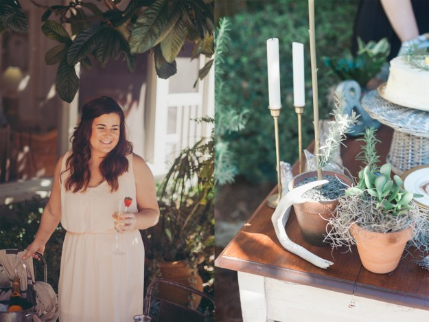 A Sweet Strawberries and Champagne Garden Bridal Brunch   Ultimate Bridesmaid   Mintwood Photo Co.