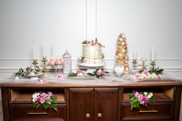 Pink and Gold Parisian Bridal Shower Inspiration | Ultimate Bridesmaid | Bethany Veach Photography