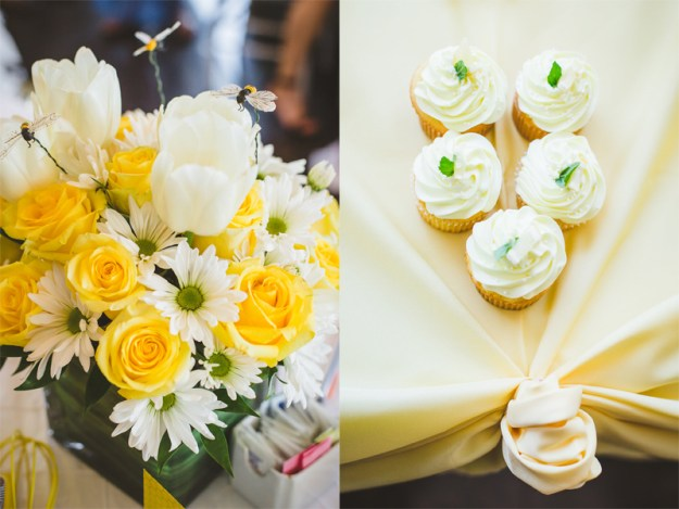 A Sunshine Yellow Honey Themed Bridal Shower Ultimate
