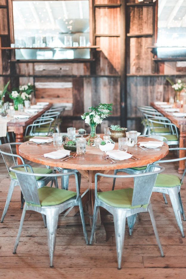 A Rustic Vintage Bridal Shower at Terrain | Ultimate Bridesmaid | Brittani Elizabeth Photography