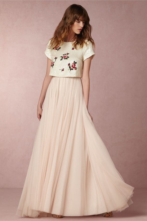 Bridesmaid Separates Collection from BHLDN