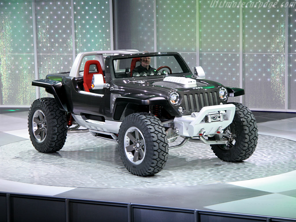 Car Jeep Jeep Hurricane Concept High Resolution Image (1 Of 12)