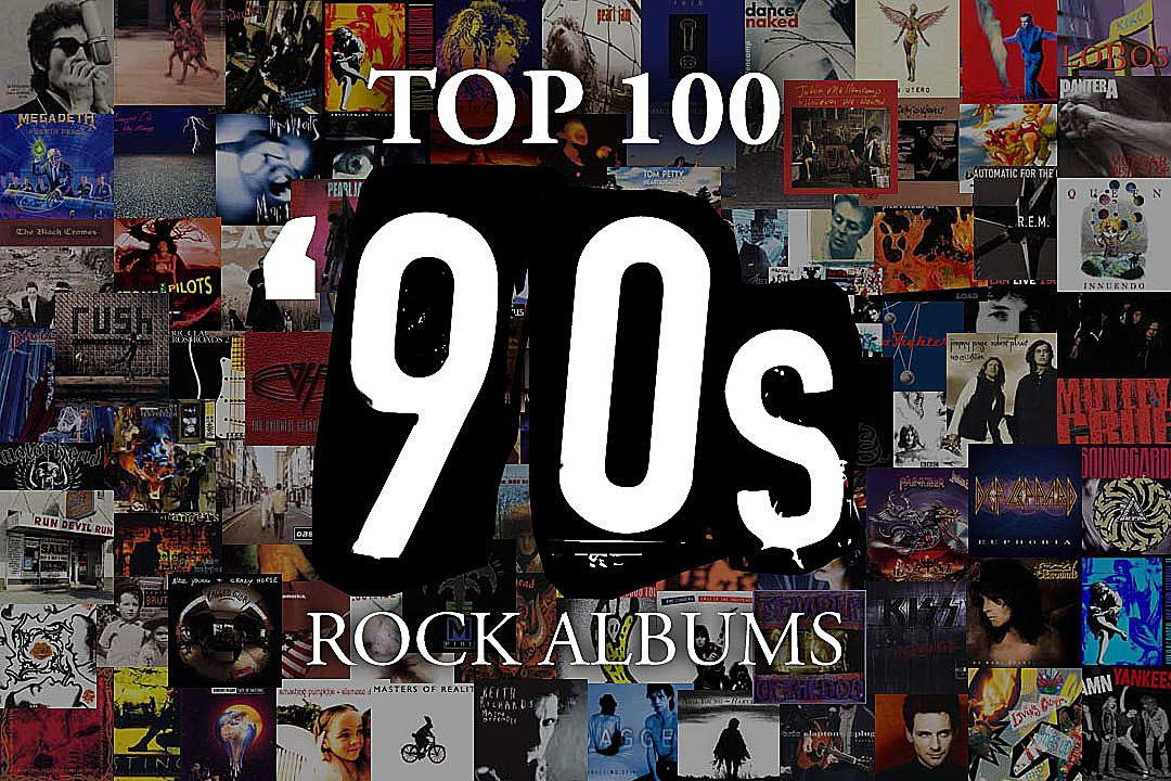 Top 100 \u002790s Rock Albums