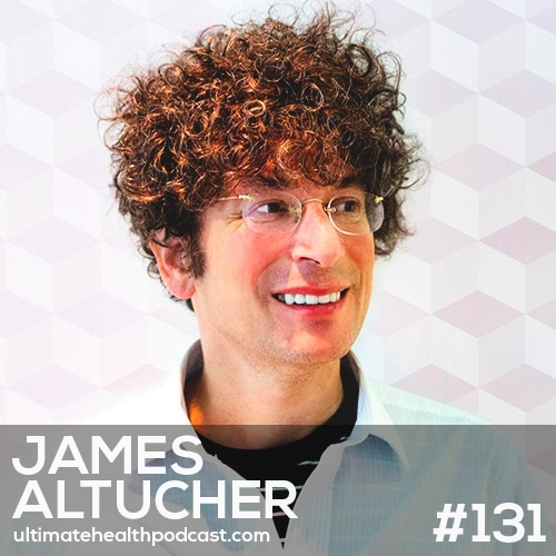 131 James Altucher - It\u0027s Time To Choose Yourself \u2022 Exercise Your
