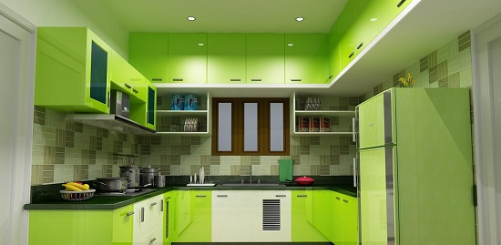 White Green Kitchen Ideas 35 Eco Friendly Green Kitchen Ideas | Ultimate Home Ideas