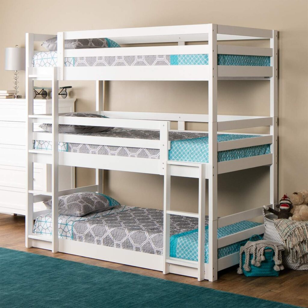 Double Bunk Beds Taking A Fresh New Look At Bunk Beds